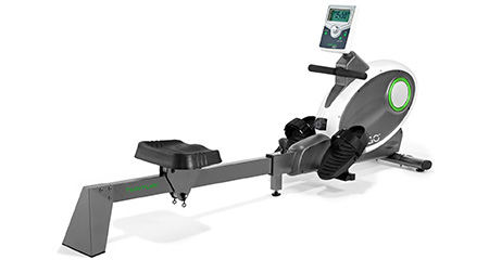 Tunturi Bremshey Go RW3 Rowing Machine