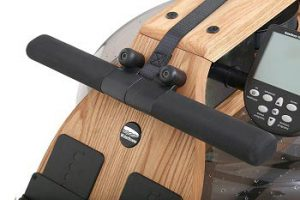 WaterRower Review Head Board