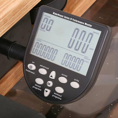 WaterRower Review Monitor