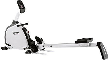kettler stroker rowing machine review