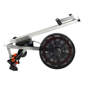 V-Fit Tornado Air Rower folded