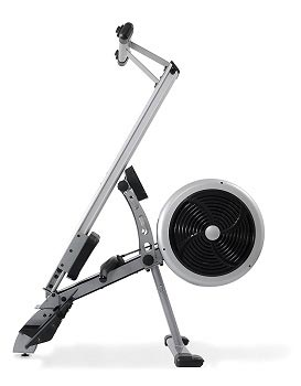 JTX Freedom Air Rower Folded