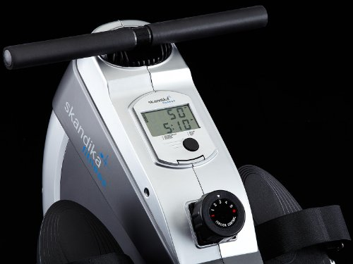Skandika Regatta Oxford Pro SF-1170 rowing machine display