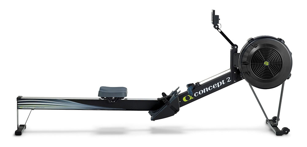 best rowing machine overall Concept2 Model D