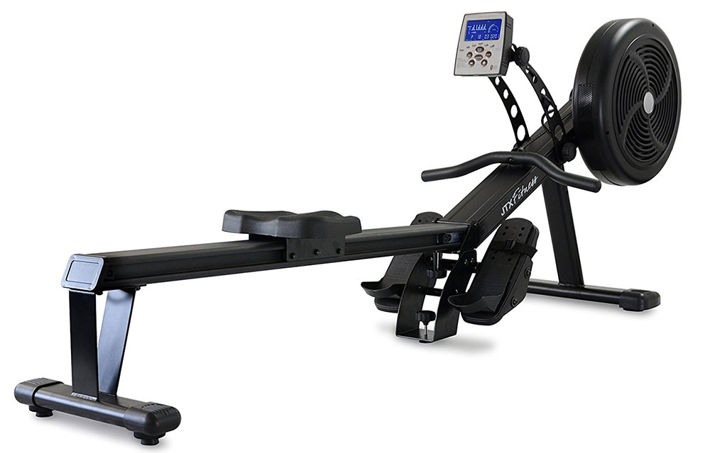 best rowing machine under 500 JTX Freedom Air Rower
