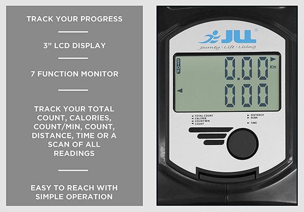 JLL R200 Display
