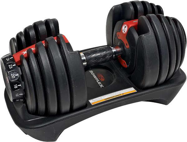 Bowflex SelectTech Adjustable Dumbbell System
